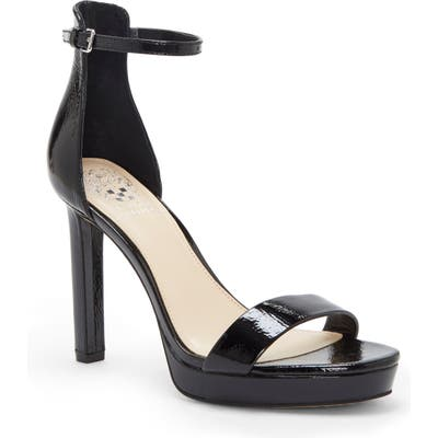 Vince Camuto Balindia Ankle Strap Sandal, Black
