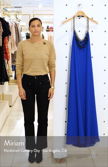 Boho Halter Maxi Dress, sales video thumbnail
