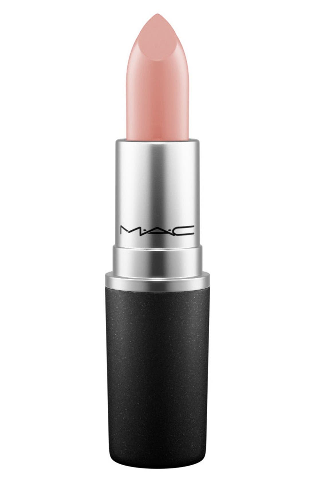 ,                             MAC Strip Down Nude Lipstick,                             Main thumbnail 246, color,                             260