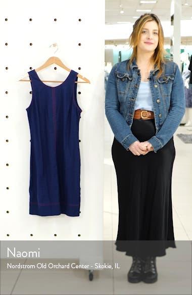 Palm-A-Dora Sleeveless Sheath Dress, sales video thumbnail