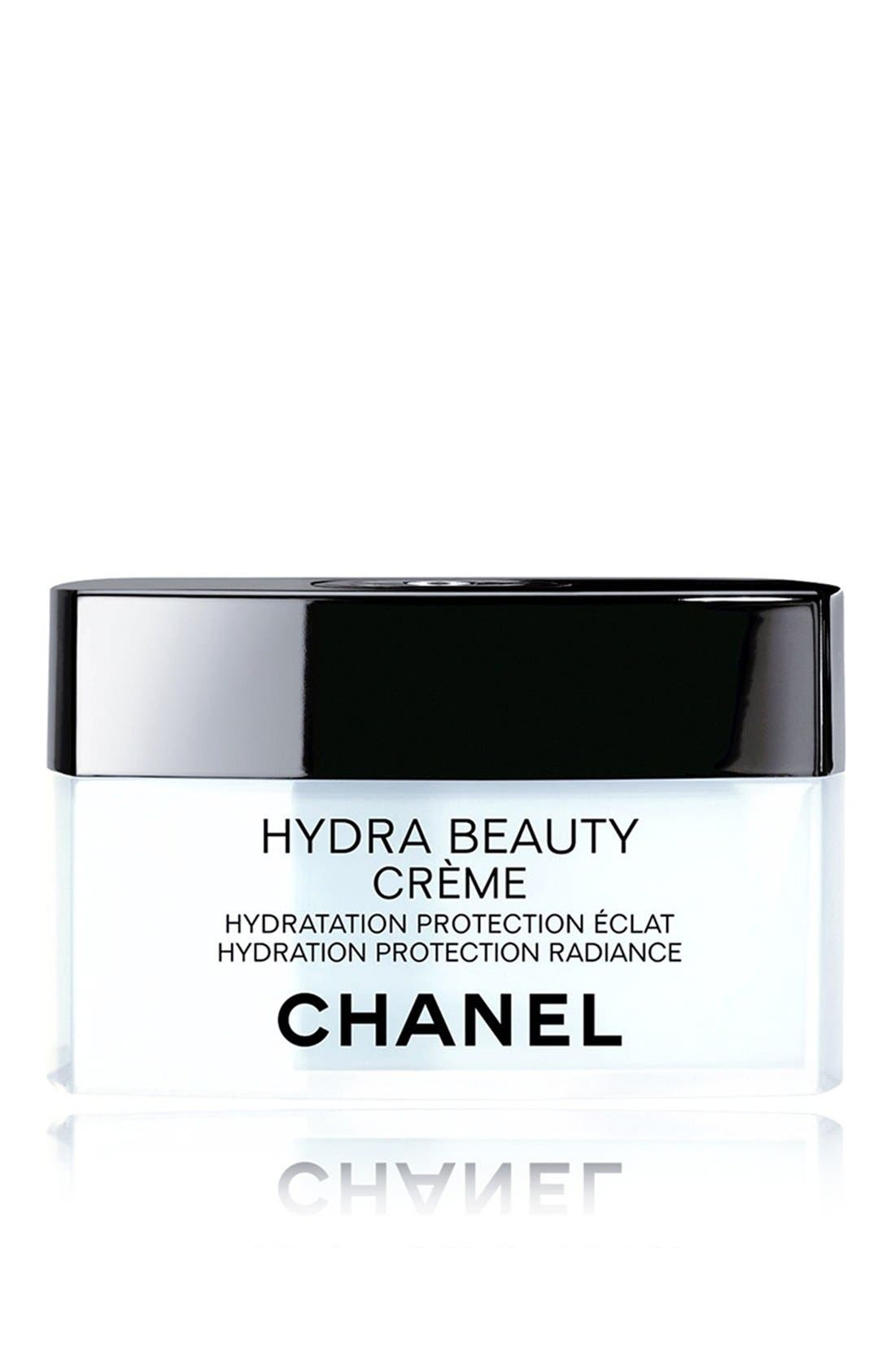CHANEL HYDRA BEAUTY CRÈME  Hydration Protection Radiance   Nordstrom