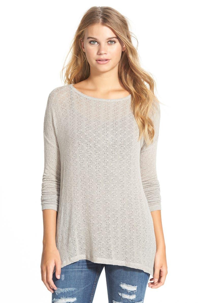 VOLCOM 'Free to Go' Crewneck Sweater, Main, color, 052