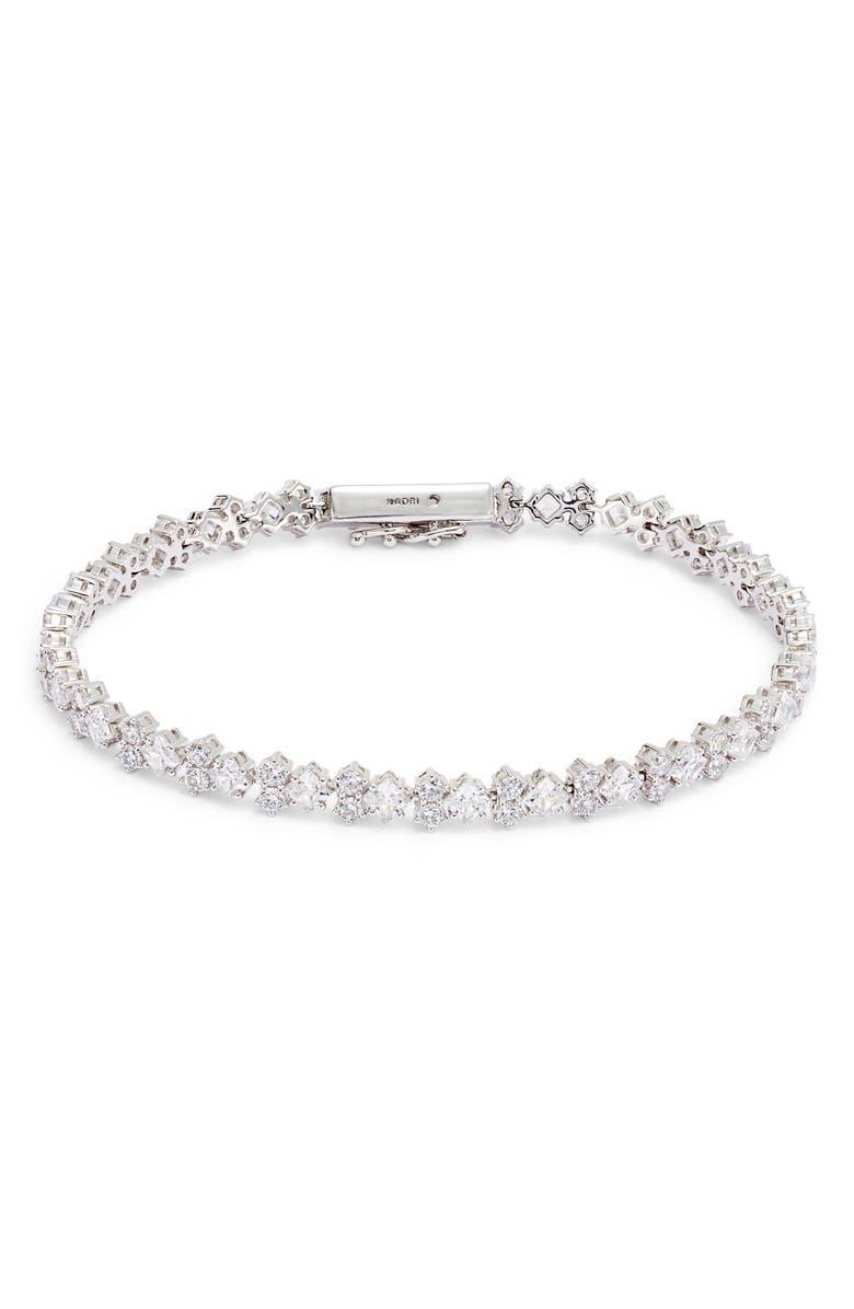 NADRI Tulle Line Bracelet, Main, color, 040