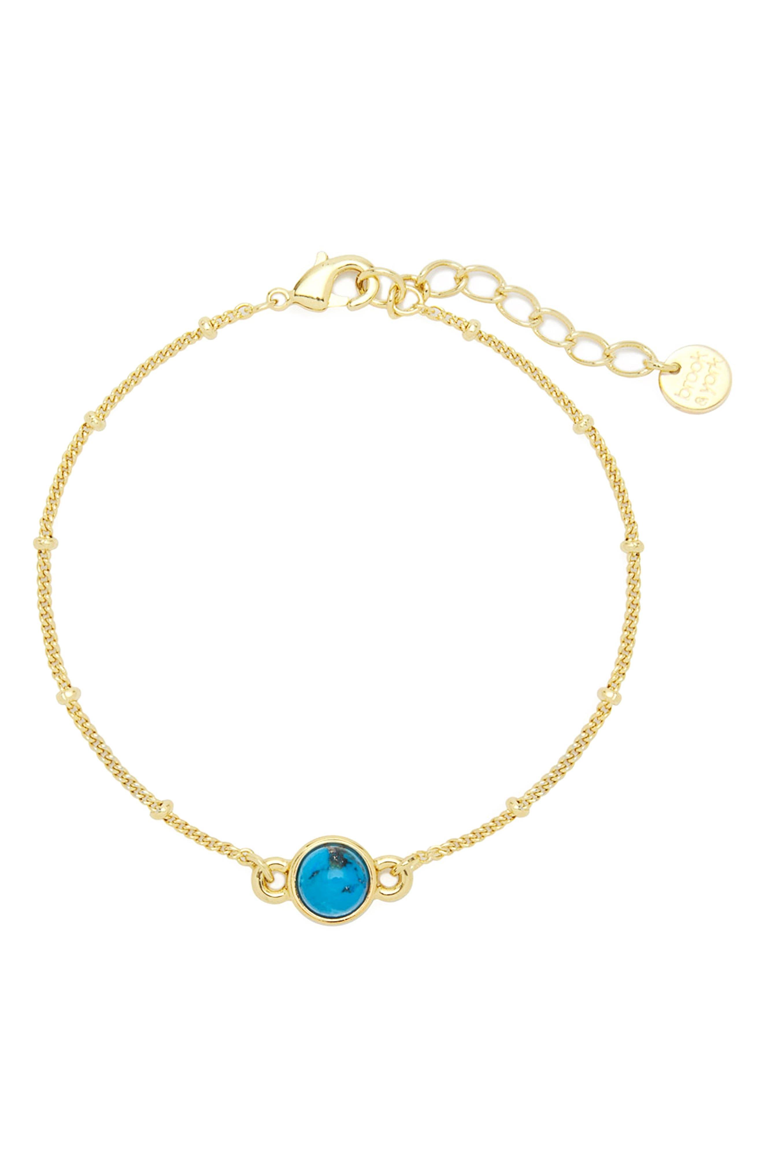 Nola Amethyst Bracelet