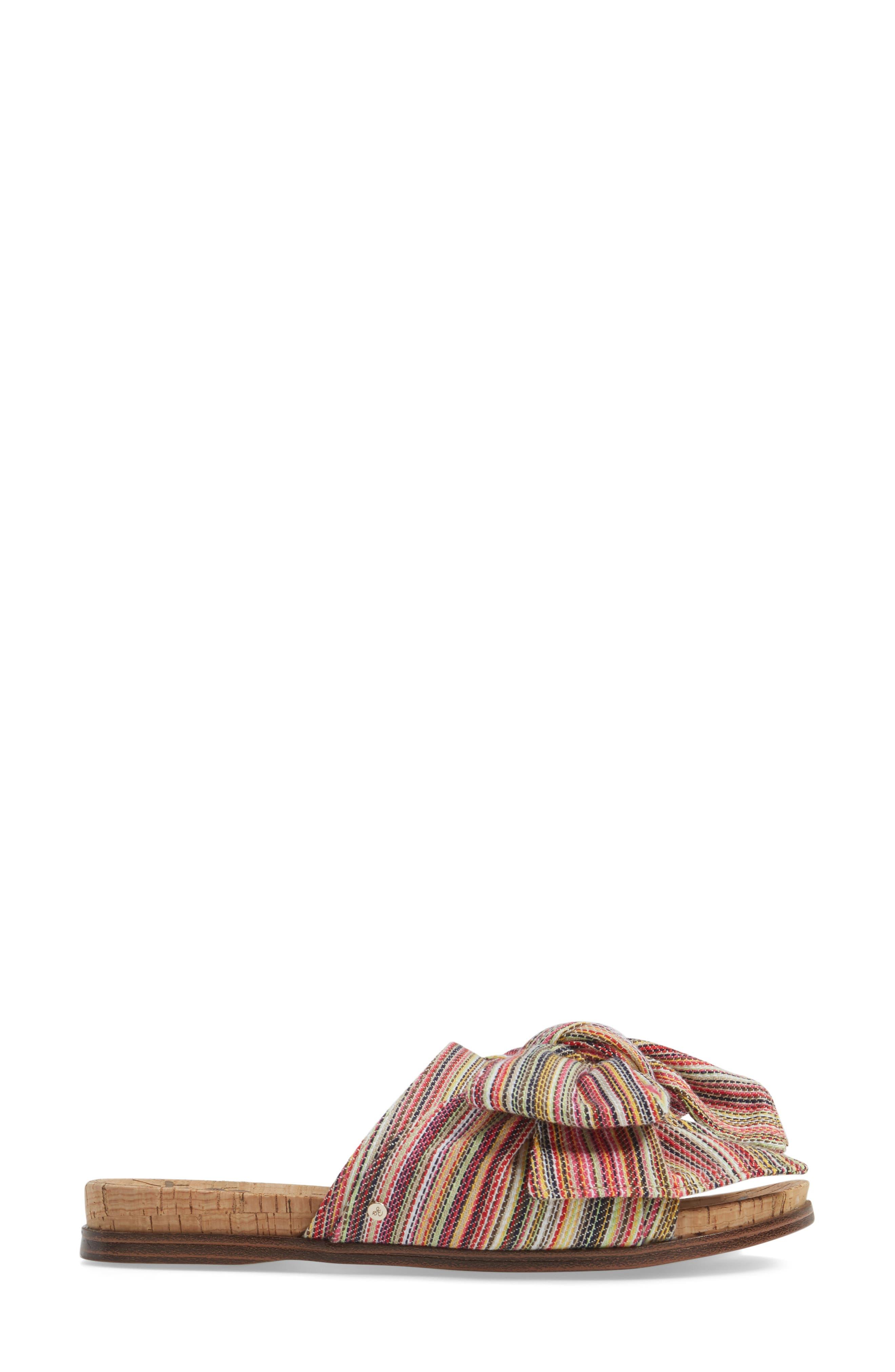 ,                             Henna Slide Sandal,                             Alternate thumbnail 17, color,                             650