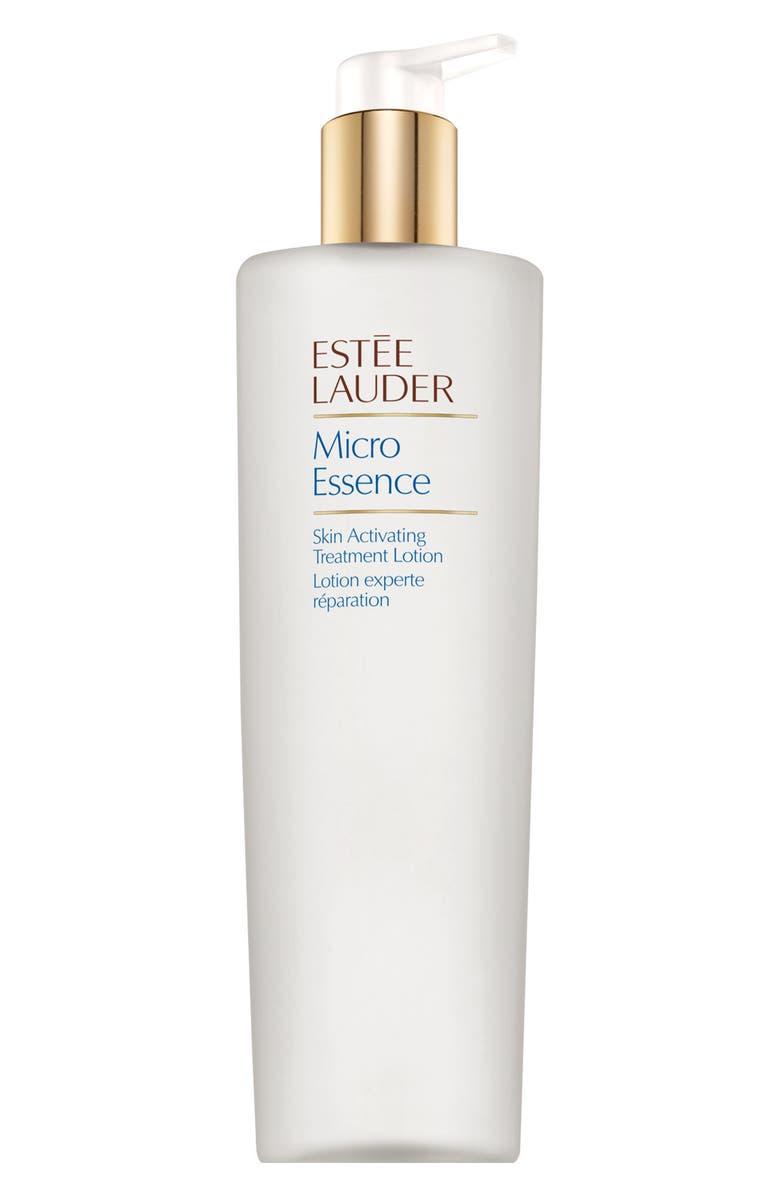 ESTÉE LAUDER Jumbo Micro Essence Skin Activating Treatment Lotion, Main, color, NO COLOR