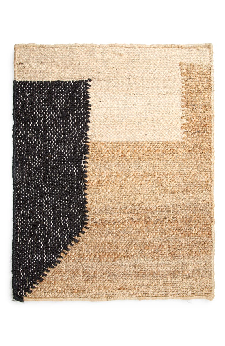 COLD PICNIC Frozen Ground Hemp Rug, Main, color, 250