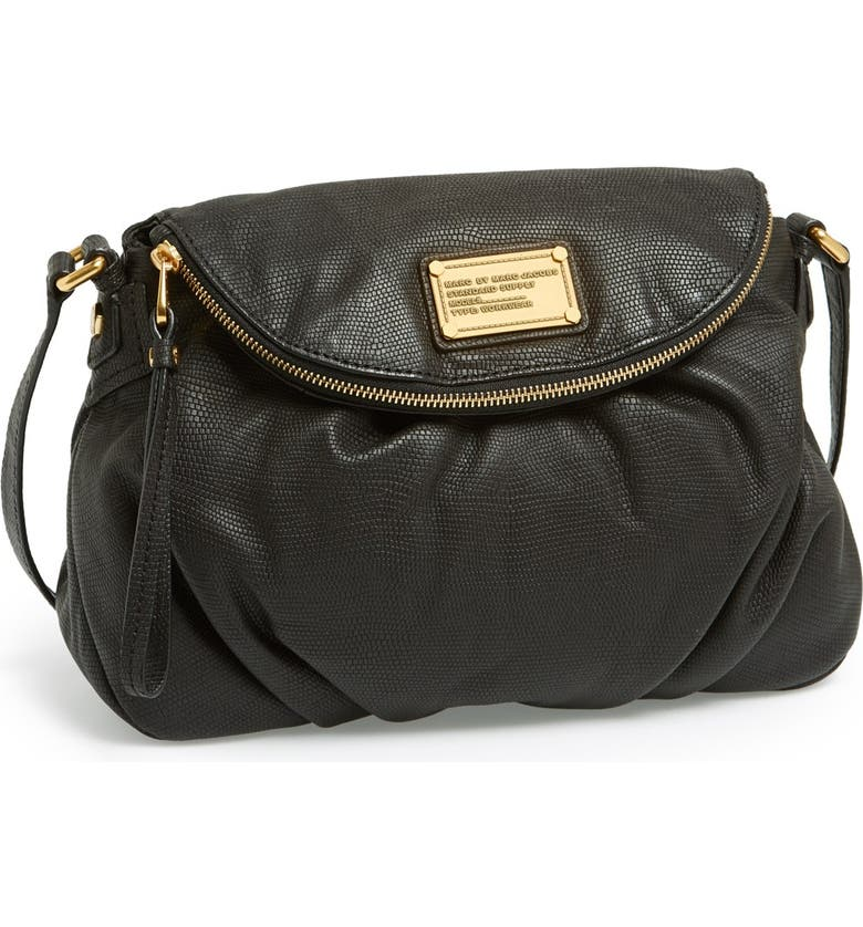 3118c58688 MARC BY MARC JACOBS 'Classic Q - Natasha' Crossbody Flap Bag | Nordstrom