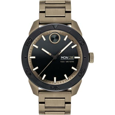 Movado Bold Bracelet Watch, 43.5Mm