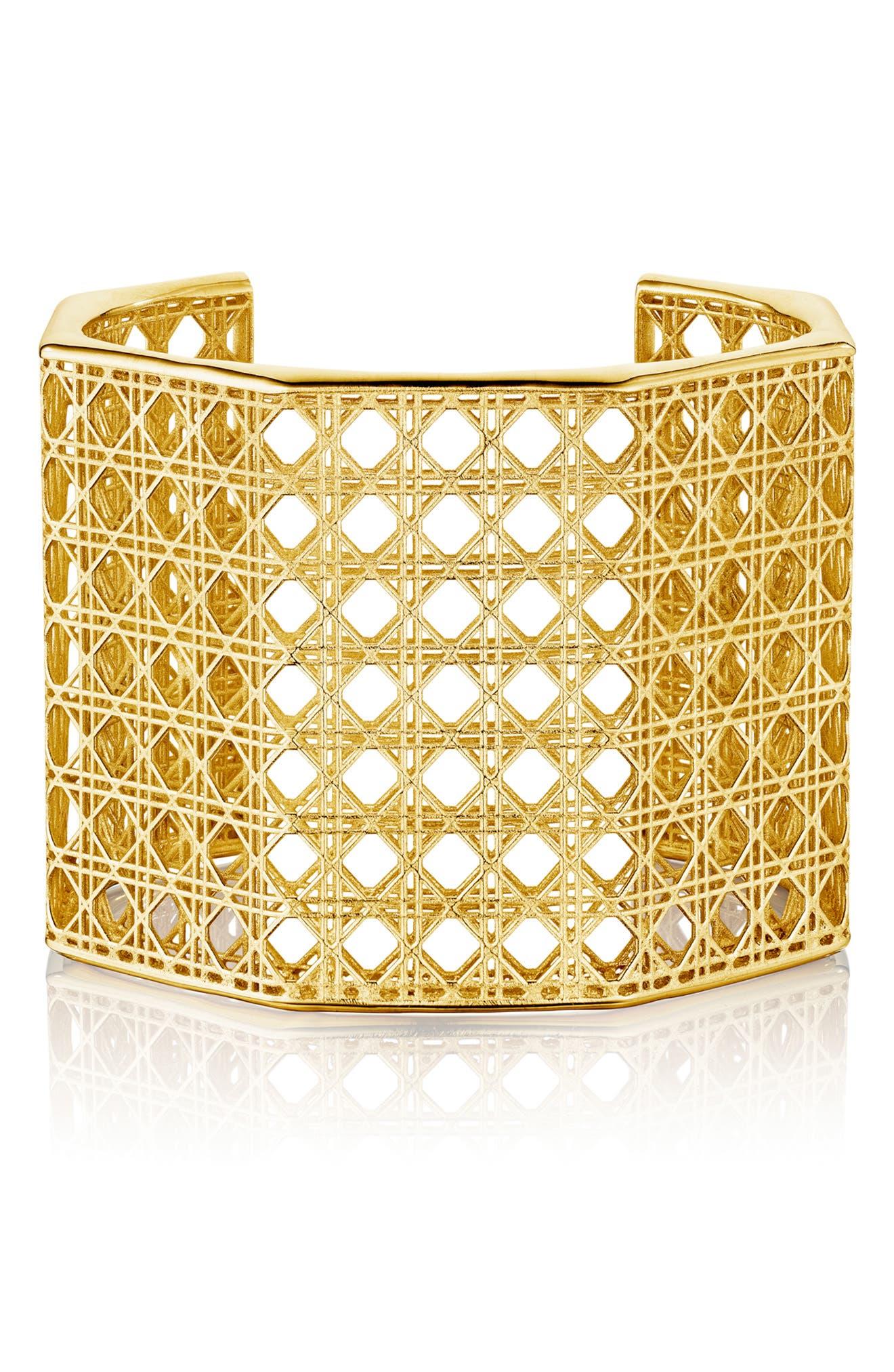 Cane Cuff Bracelet