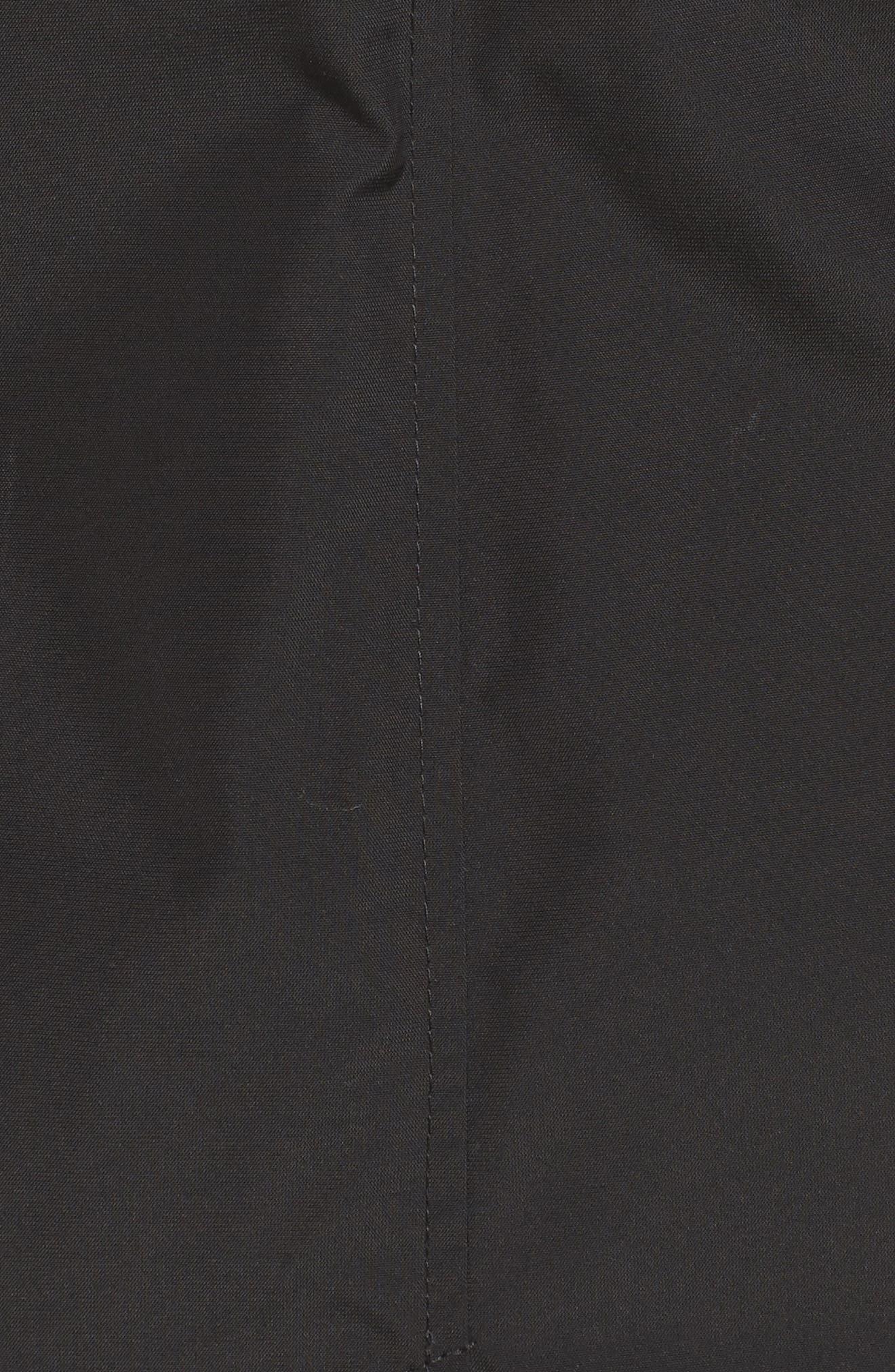 ,                             Badgley Mischka Water Repellent Anorak with Stowaway Hood,                             Alternate thumbnail 26, color,                             001