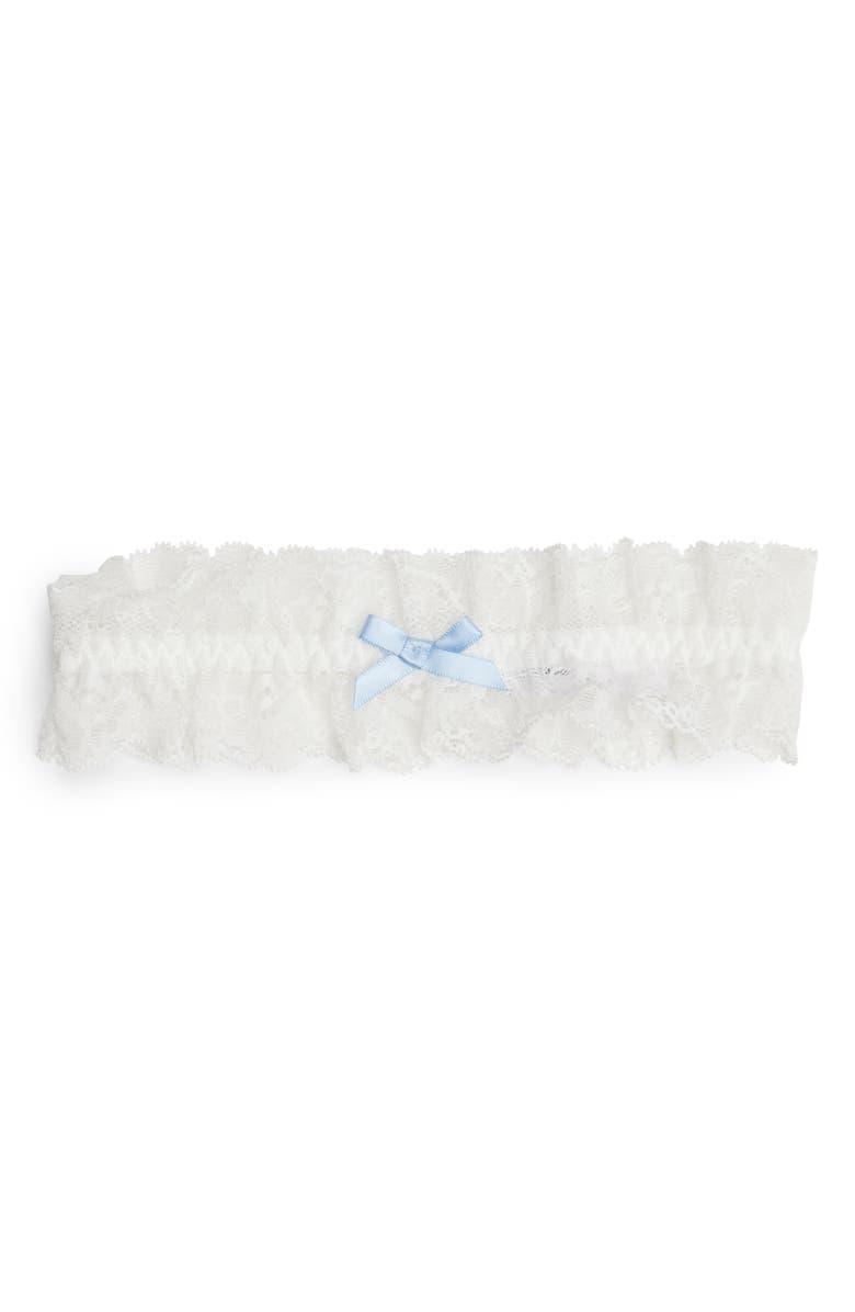 BLUEBELLA Bridal Garter, Main, color, 900
