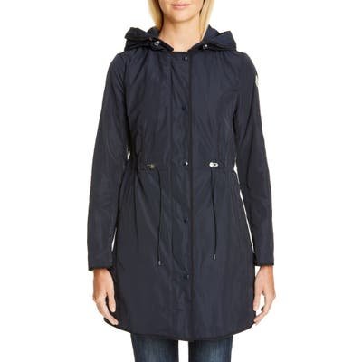 Moncler Anthemis Raincoat, 0 (fits like 00-0 US) - Blue