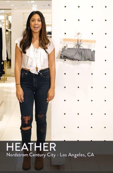 Ruffle Bandeau Bikini Top, sales video thumbnail