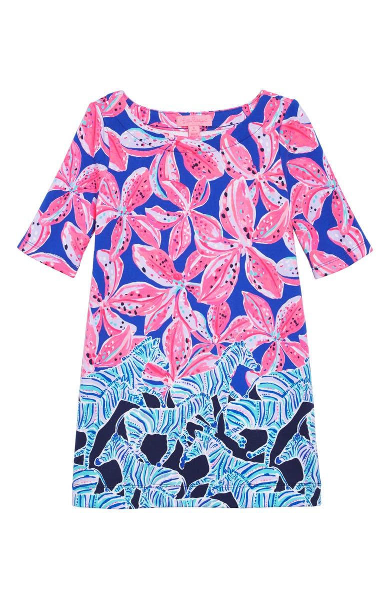 LILLY PULITZER<SUP>®</SUP> Little Lilah Dress, Main, color, 589