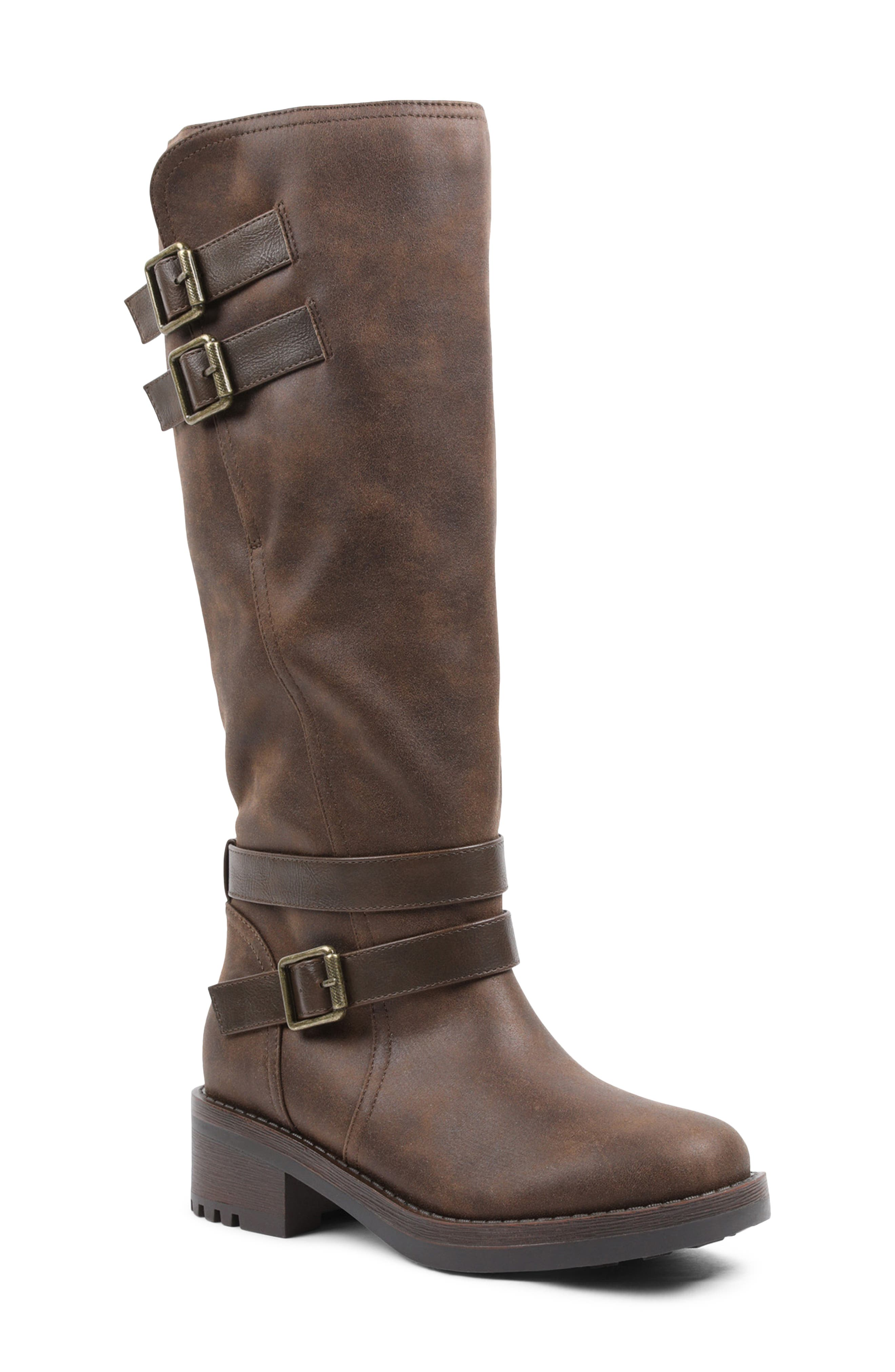 Dunkan Knee High Boot