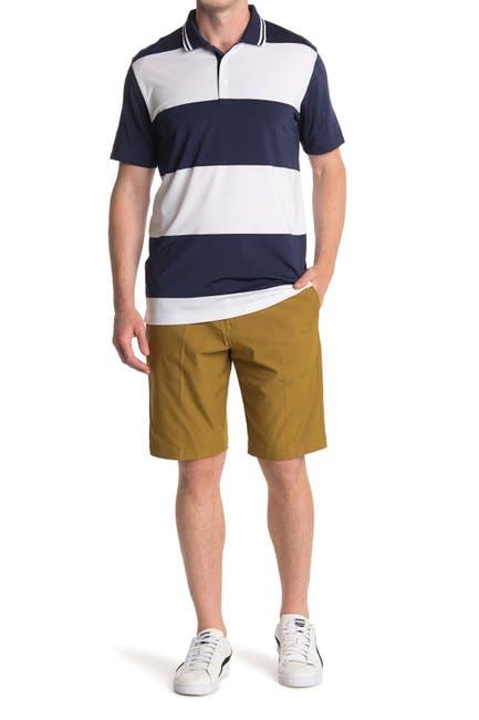Image of PUMA Moss Green Jackpot Golf Shorts