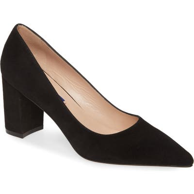 Stuart Weitzman Laney Pointed Toe Pump