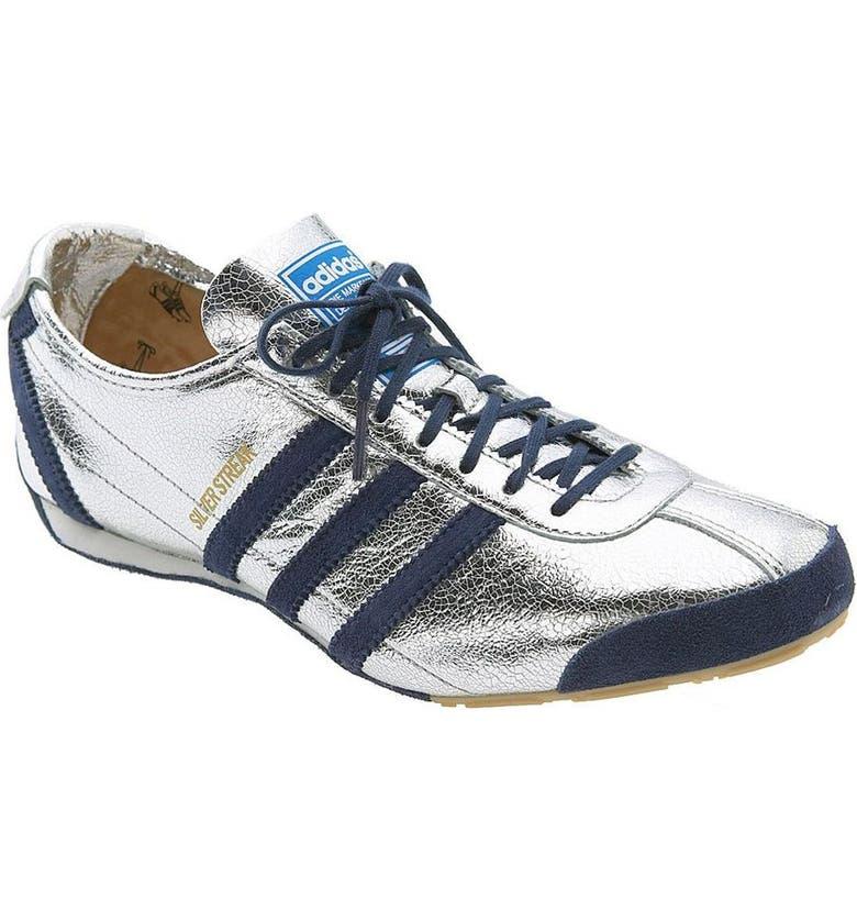ADIDAS 'Silver Streak De Luxe' Casual Athletic Shoe, Main, color, SIB