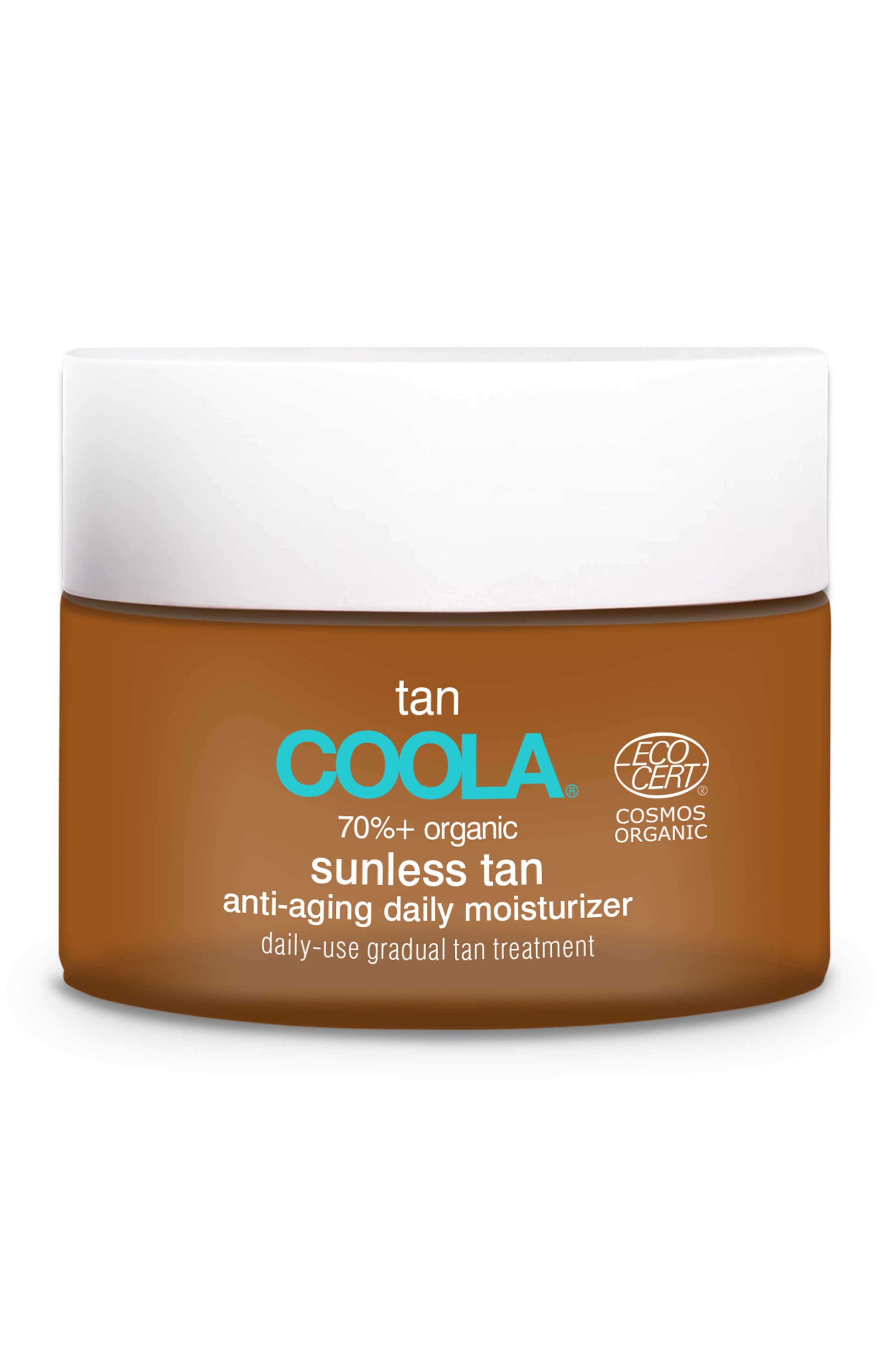 Coola Sunless Tan Anti-Aging Daily Moisturizer