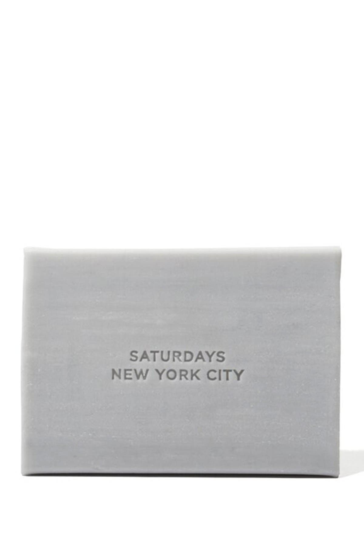 Image of SATURDAYS NYC Moisturizing Bar Soap