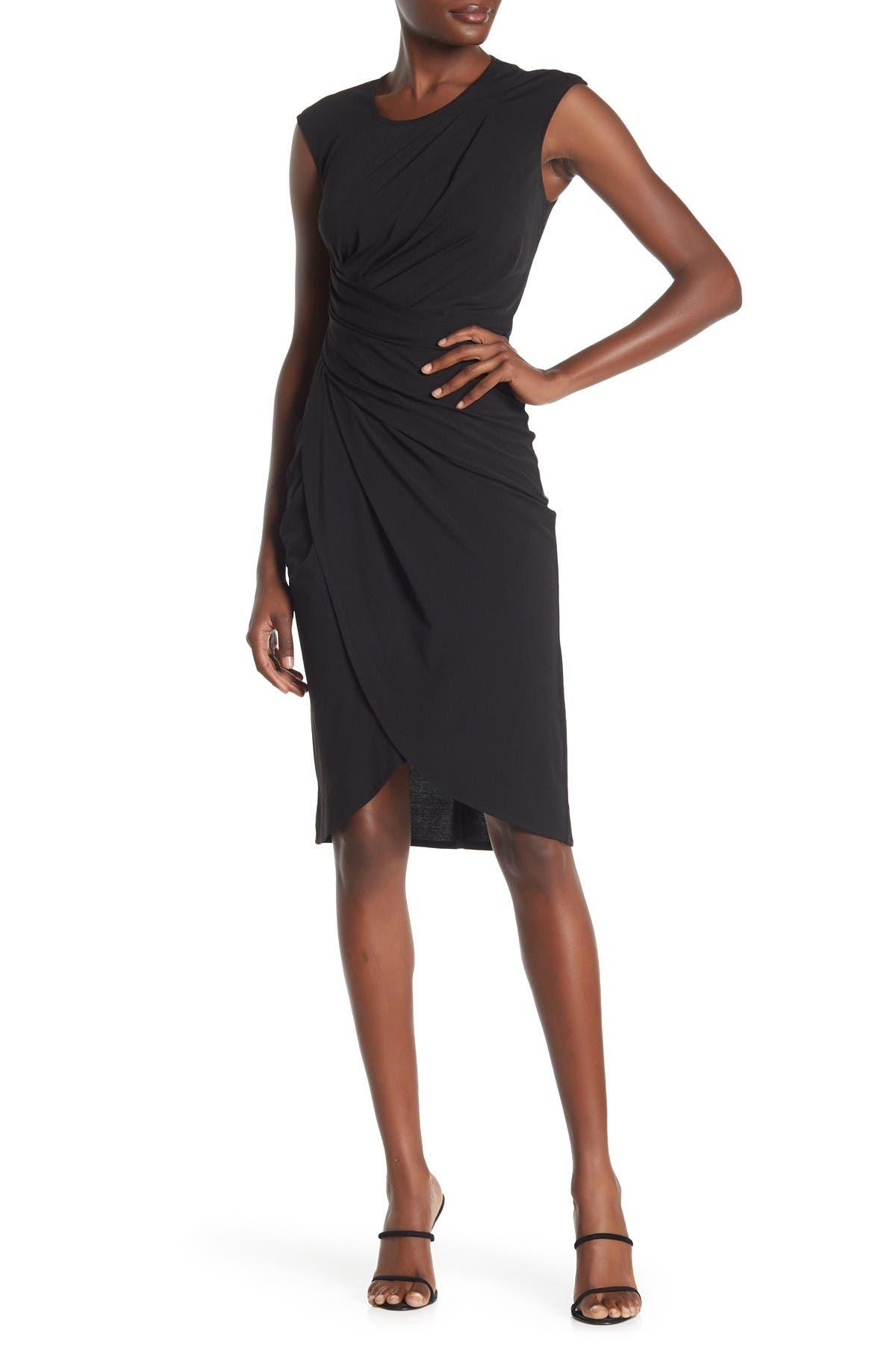 Image of NANETTE nanette lepore Gathered Shift Dress