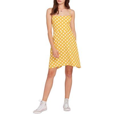 Volcom Read The Room Sleeveless Dress