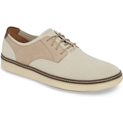 Johnston & Murphy Mcguffy Sneaker, Beige