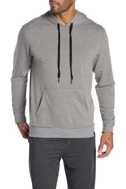 Image of Joe's Jeans Featherweight Pullover Lounge Hoodie