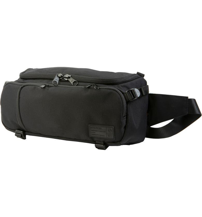 HEX DSLR Ranger Belt Bag, Main, color, BLACK