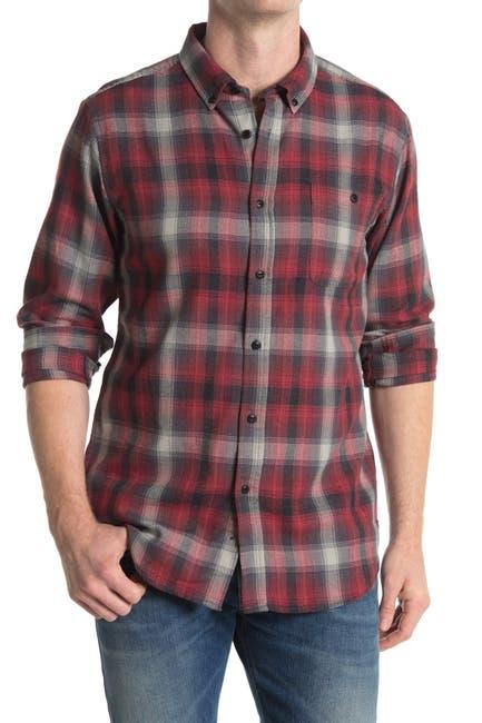 Image of Ezekiel Petty Long Sleeve Woven Shirt