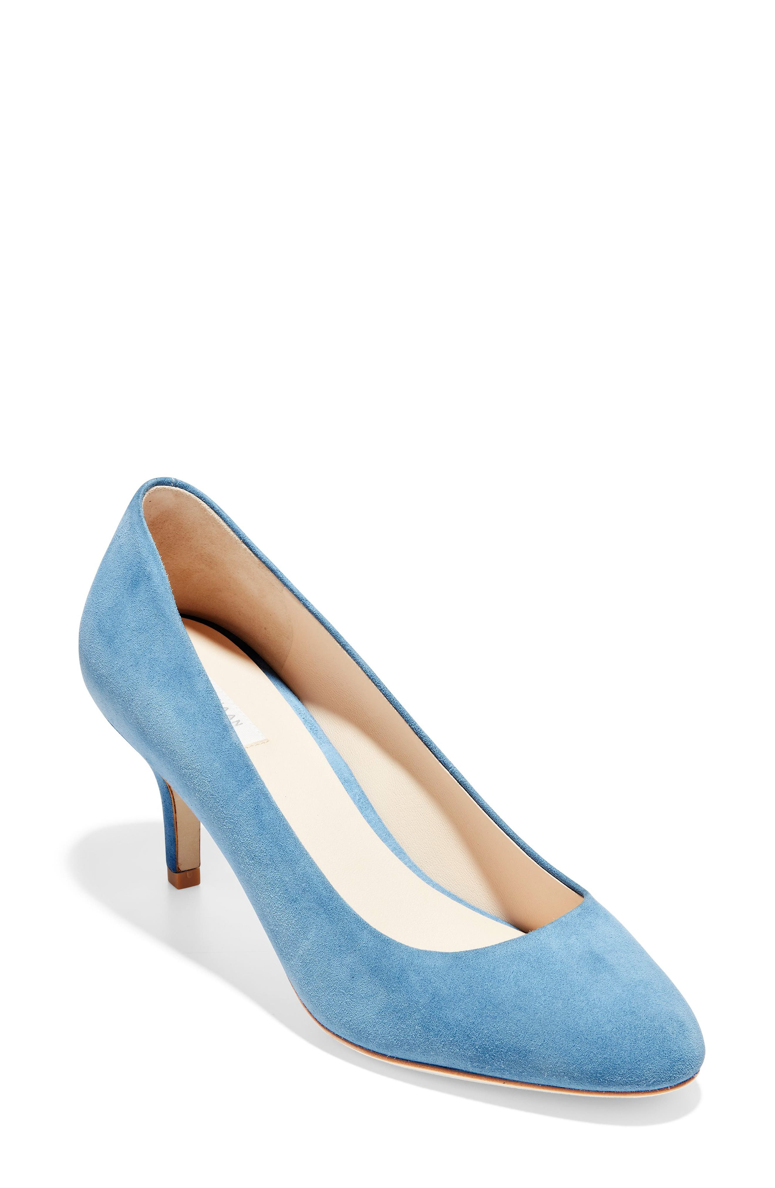 ,                             Ava Pump,                             Main thumbnail 1, color,                             PACIFIC COAST SUEDE