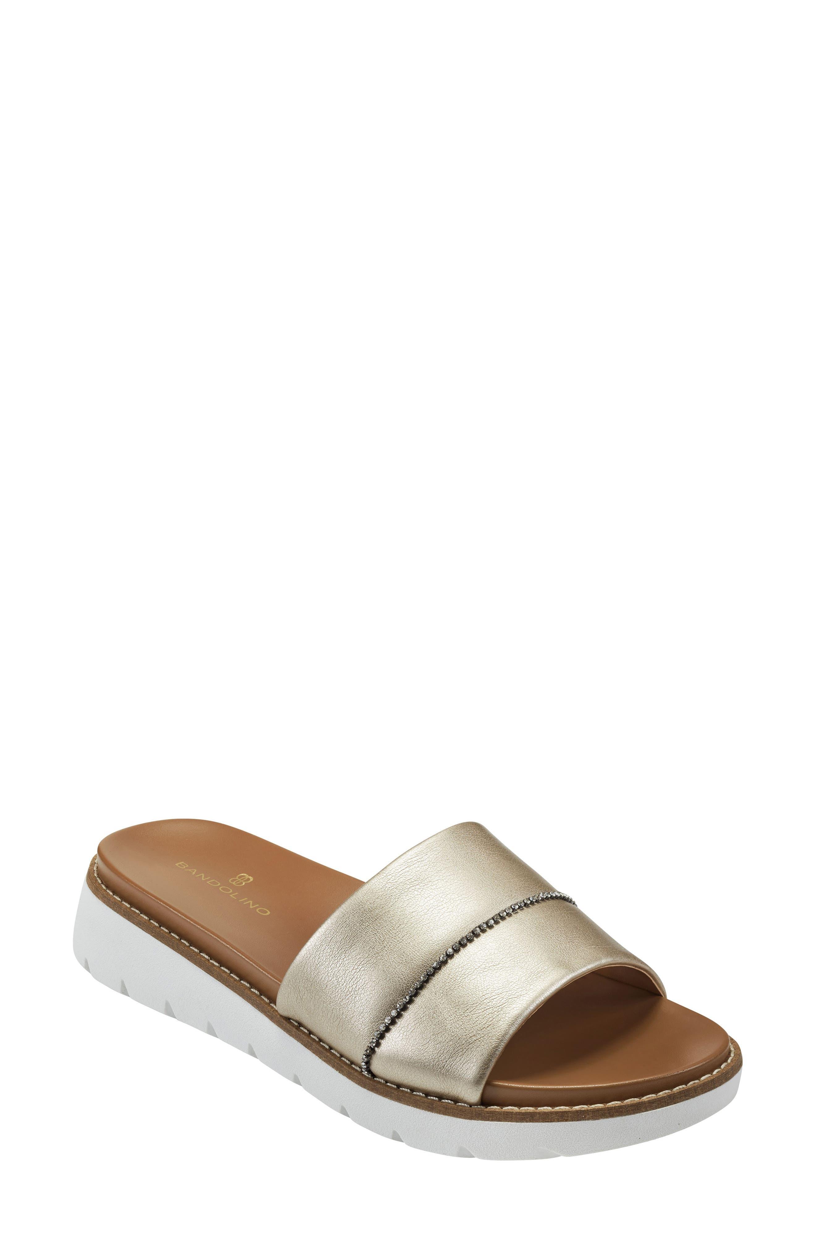 Aubree Slide Sandal