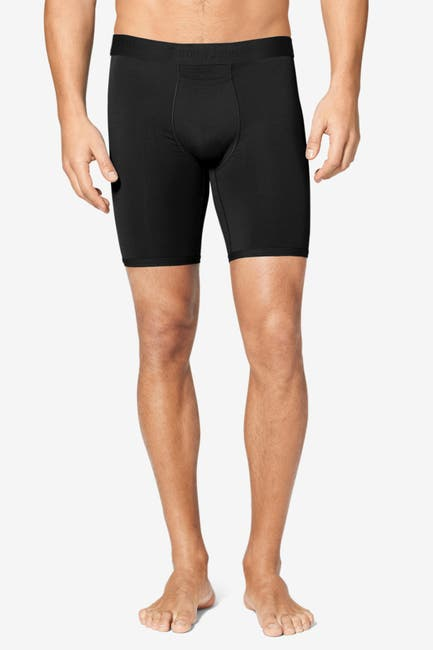 Image of Tommy John Basics Cotton Blend Boxer Brief - Pack of 2