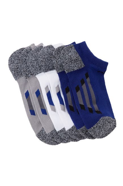 Image of adidas No Show Climalite Socks - Pack of 6