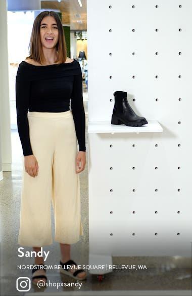 Hayle Platform Chelsea Boot, sales video thumbnail