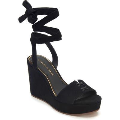 Etienne Aigner Destry Sandal- Black