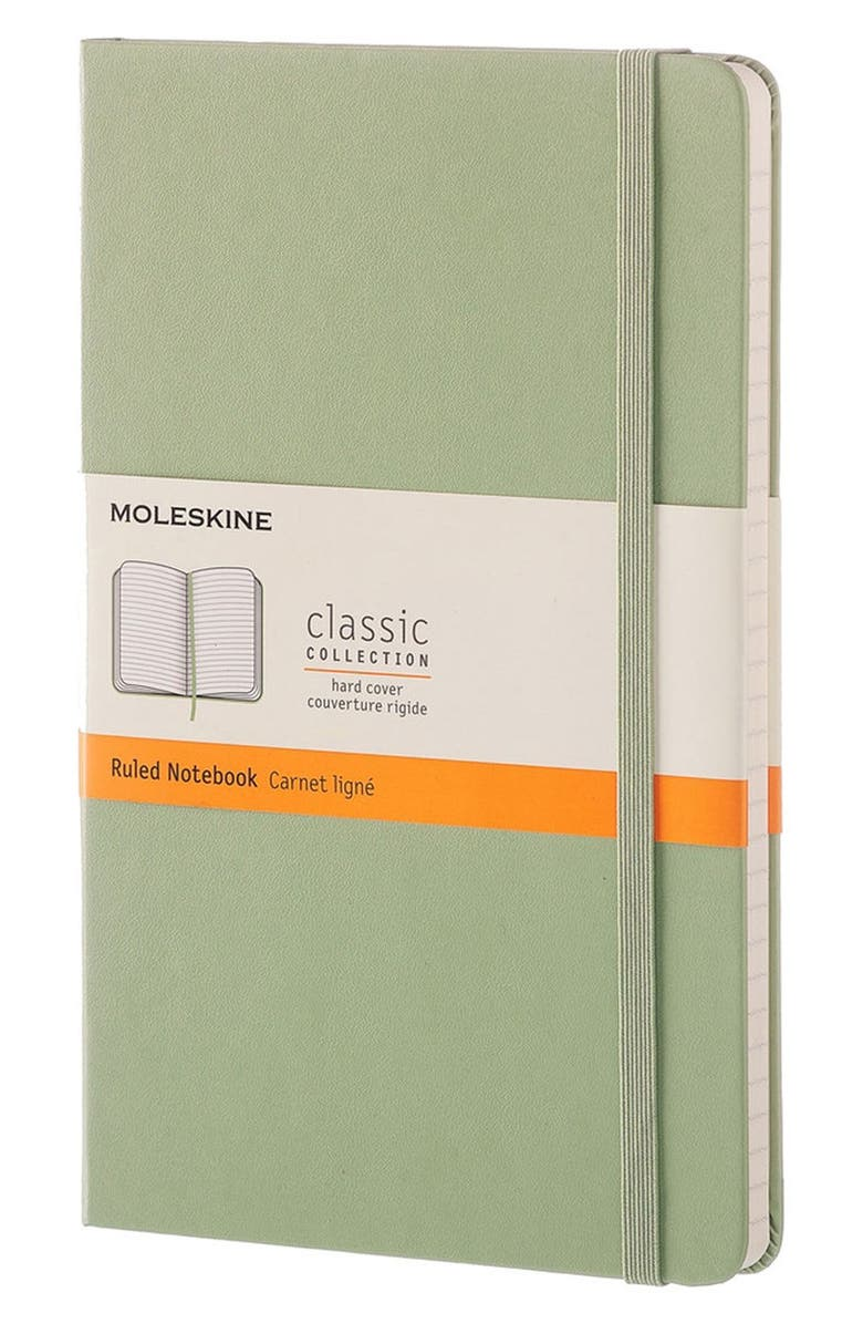 MOLESKINE Classic Collection Notebook, Main, color, 300