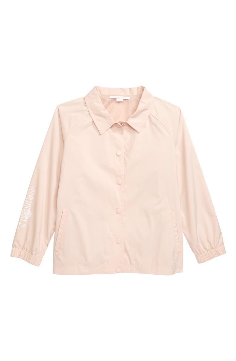 O'NEILL Carlile Jacket, Main, color, BLUSH