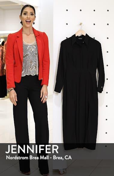 Dot Print Dress, sales video thumbnail