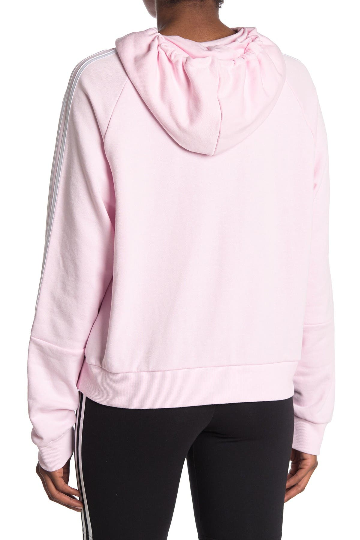 Image of adidas 3-Stripes Hooded Pullover