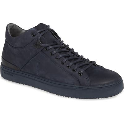 Blackstone Qm87 Sneaker - Blue