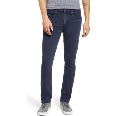 Paige Transcend Federal Slim Straight Leg Jeans, Blue