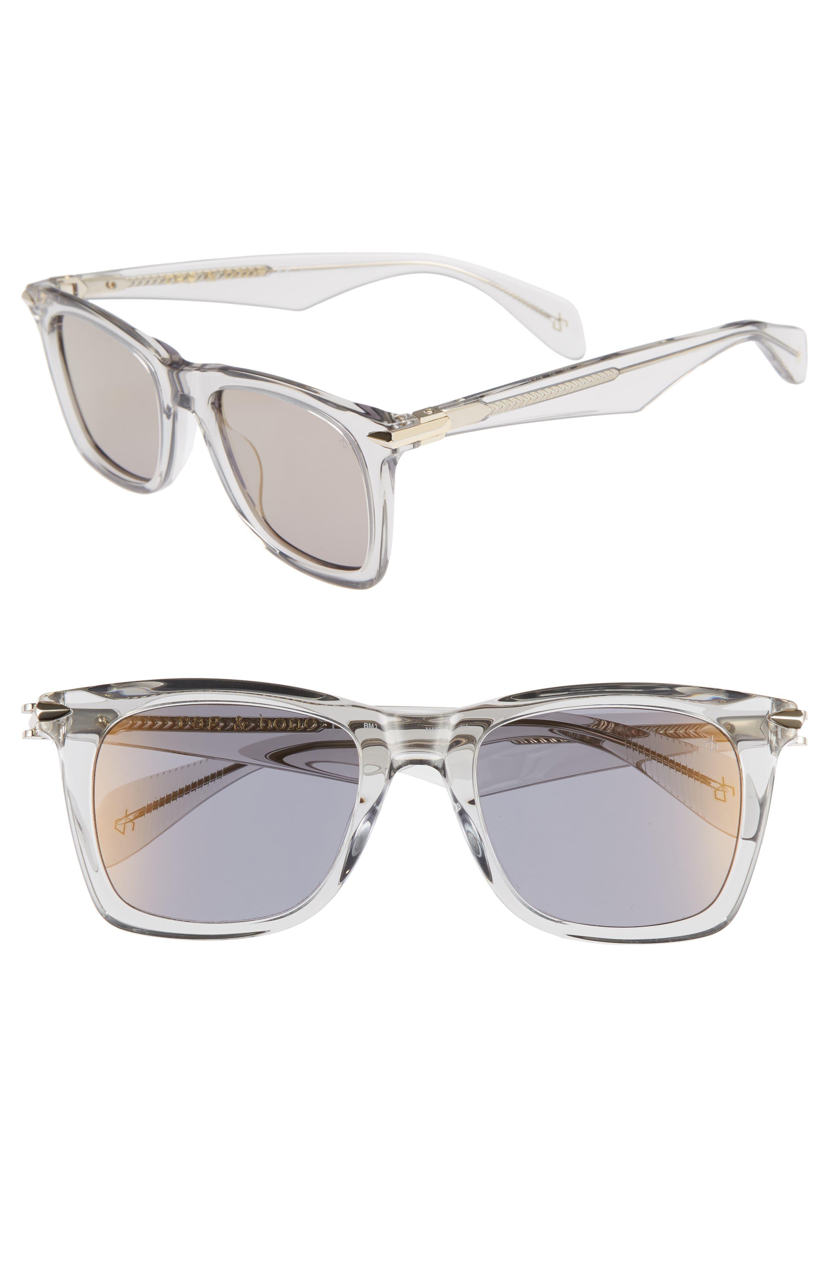 4933b2058898 Rag & Bone 5m Gradient Sunglasses - Grey
