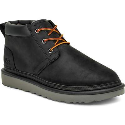 UGG Neumel Utility Chukka Boot, Black