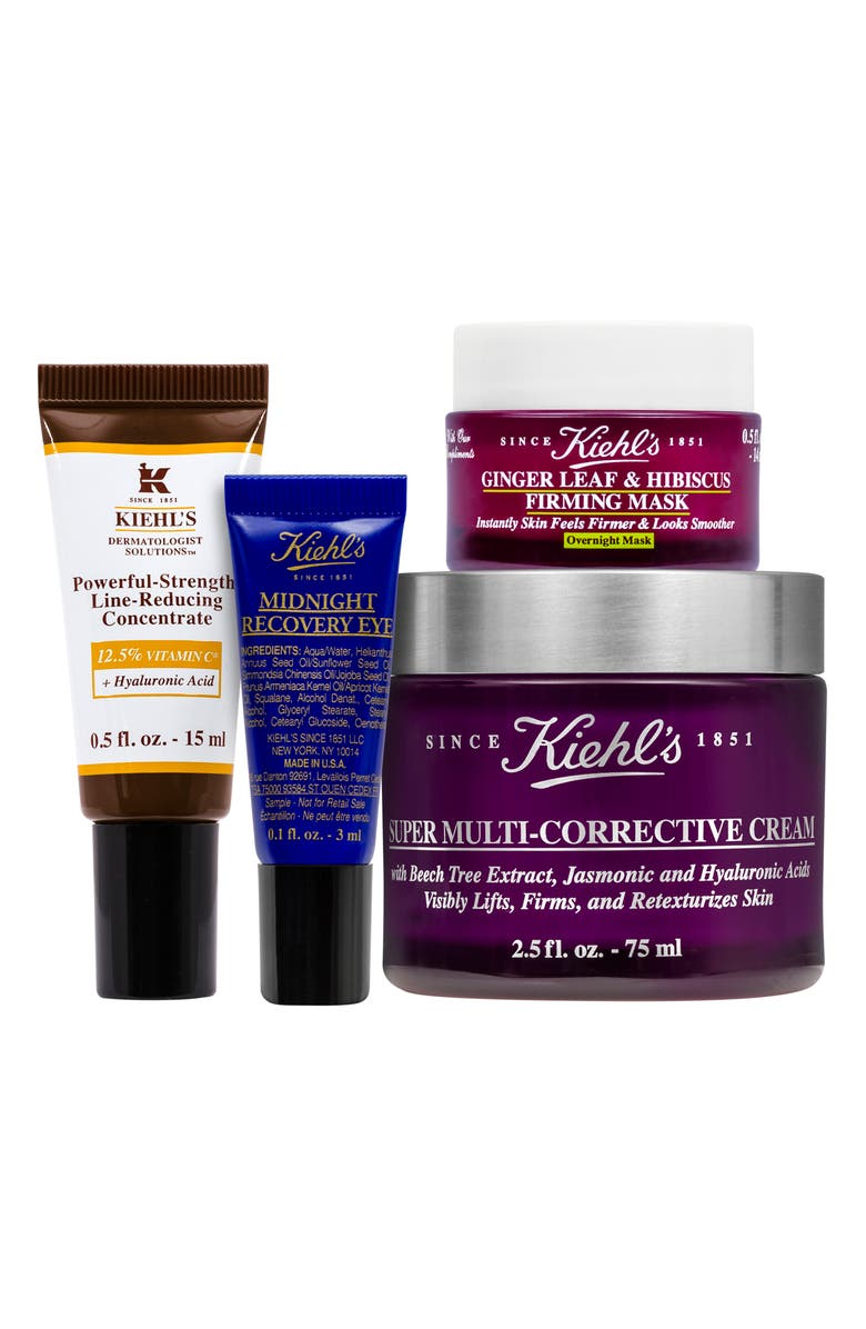 KIEHL'S SINCE 1851 Powerful-Strength Youth Essentials Set, Main, color, NO COLOR
