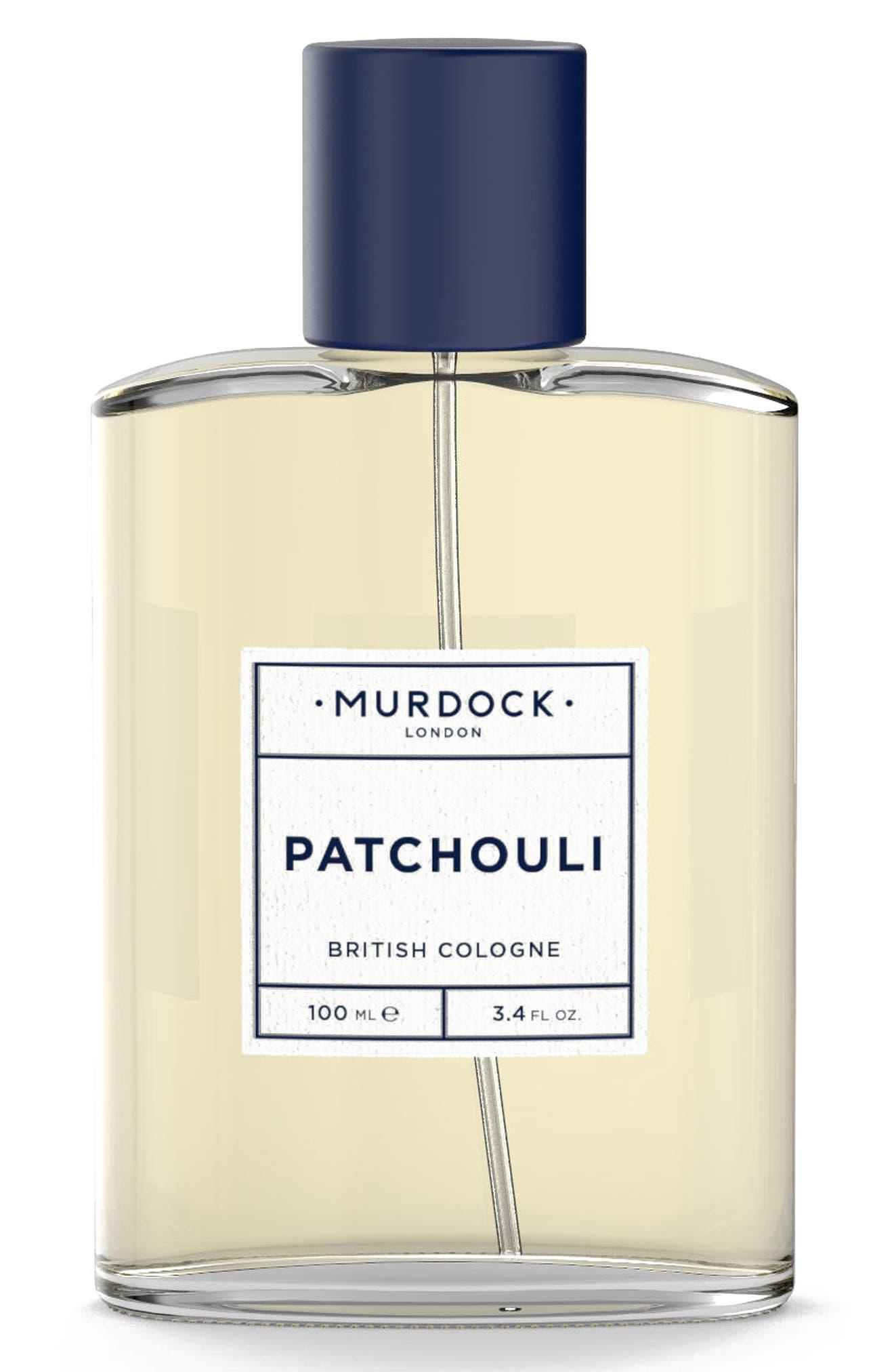 Murdock London Patchouli Cologne