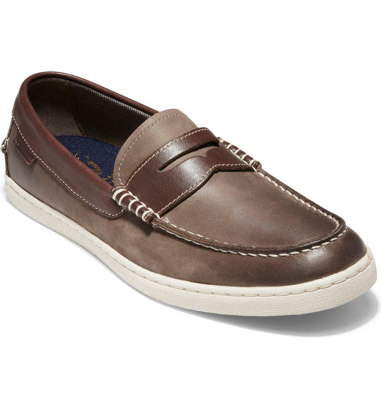 COLE HAAN Pinch Penny Loafer, Main, color, LEAD