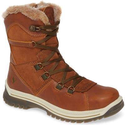 Santana Canada Majesta Luxe Waterproof Winter Boot, Brown