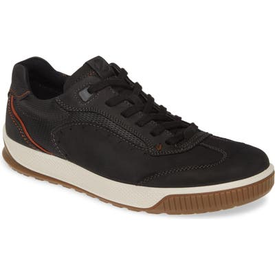 Ecco Byway Tred Urban Sneaker - Black